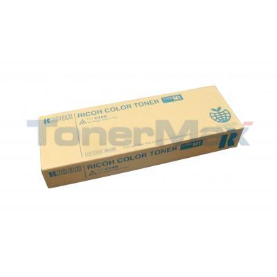 RICOH AFICIO 1224C/1232C TYPE M1 TONER CYAN